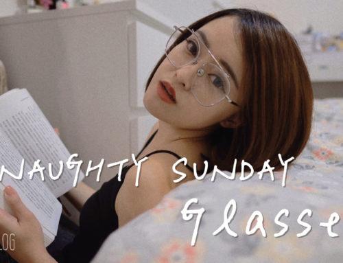 【穿搭】NAUGHTY SUNDAY。登上紐約時裝周的台灣時尚眼鏡品牌♥