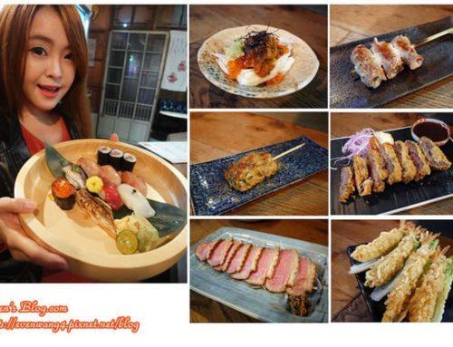 【食記。台北】平家小料亭。榮星花園附近懷舊風日式居酒屋 ♥