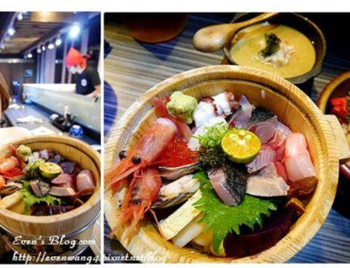 【食記。台北】台北日本料理/第三訪肥貓漁夫啦!!這次來點台灣特有海鮮丼 ♥
