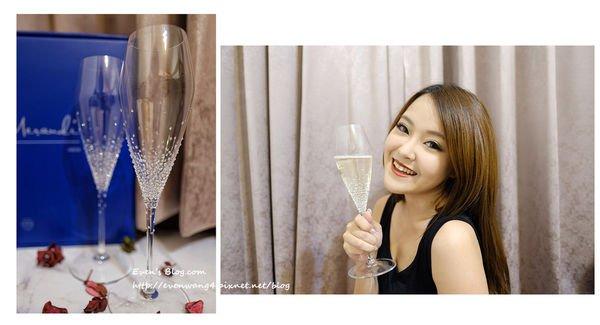 【分享】敬最美好的年紀,最美好的自己。MERANDI水晶酒杯♥